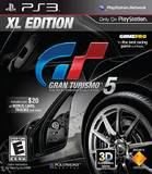 Gran Turismo 5 -- XL Edition (PlayStation 3)